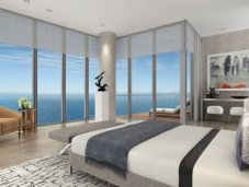 Chateau Beach Residences Sky Villa bedroom