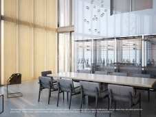 Porsche Design Tower dining room